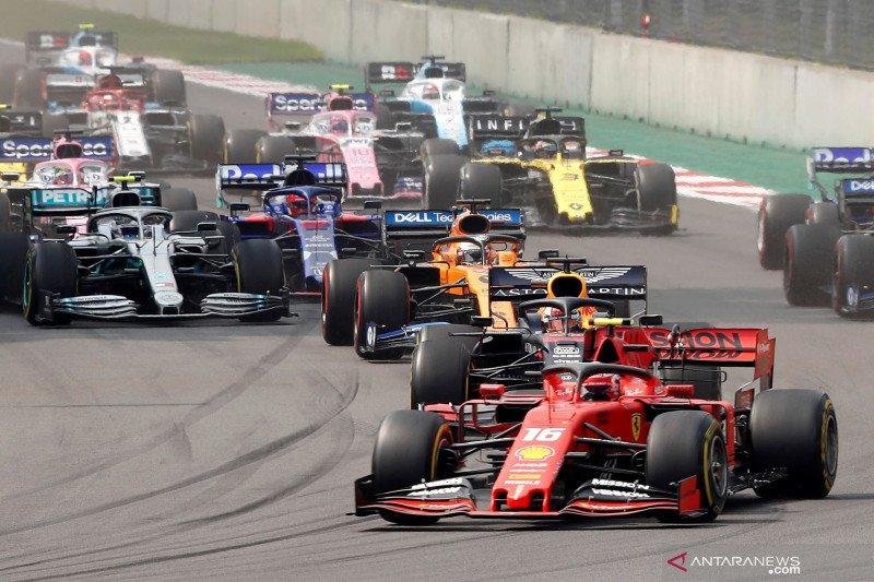 FIA setujui batas anggaran tim F1 dan sejumlah aturan baru untuk musim 2021