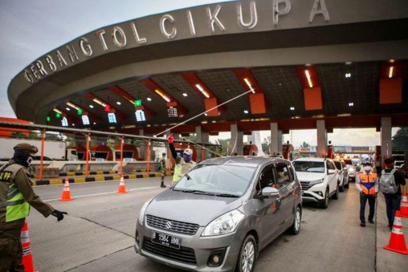 Penyekatan Arus Balik Ke Jakarta