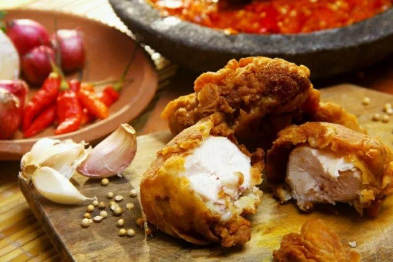 Ayam penyet tak lagi jadi primadona di Ramadhan tahun ini