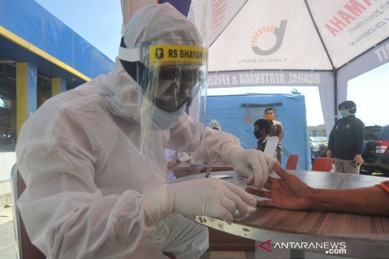 Kabar baik, 70 persen lebih pasien COVID-19 di Sumatera Barat sudah sembuh