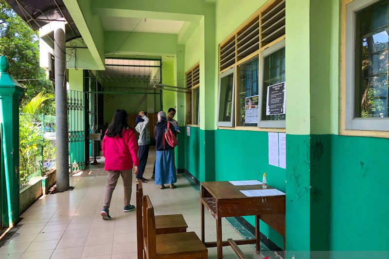 SMP Negeri 13 Yogyakarta menargetkan peningkatan kualitas pendaftar KKO