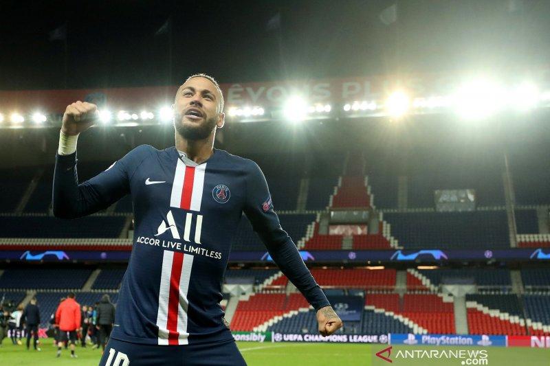 Mantan bos Barca sebut Neymar pemain terbaik kedua di dunia