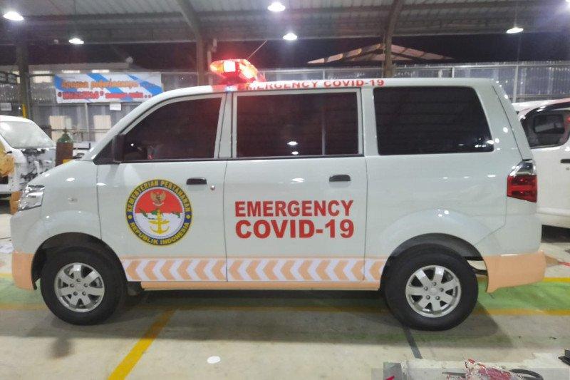 Anak sopir ambulans COVID-19 diberi kuota sekolah negeri