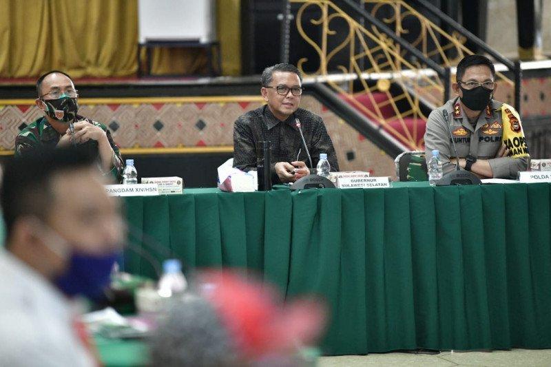 Gubernur tunggu keputusan pusat untuk membuka rumah ibadah