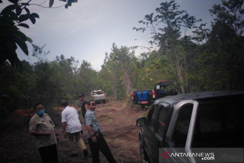 Ditpam kembali temukan ilegal logging di Hutan Duriangkang