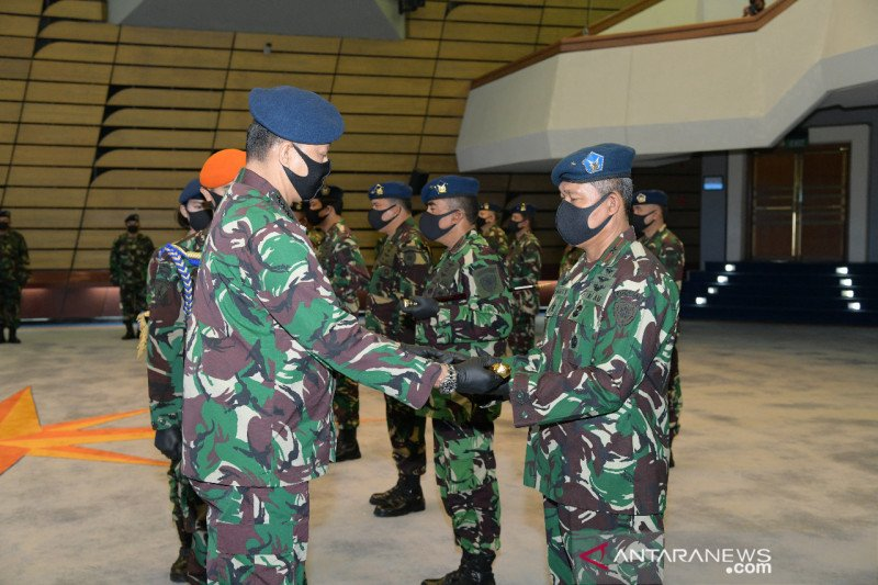 Kasau lantik sembilan pejabat strategis TNI AU di Mabesau Cilangkap