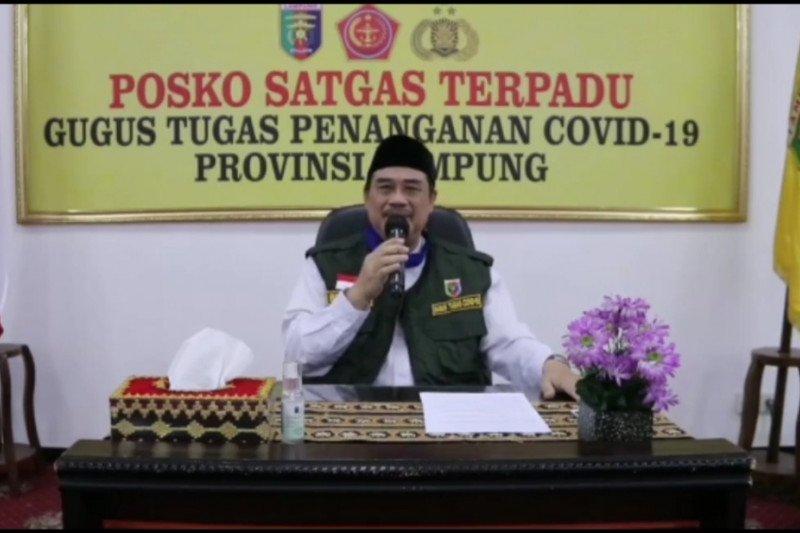 Tempat ibadah di Lampung dibuka bertahap