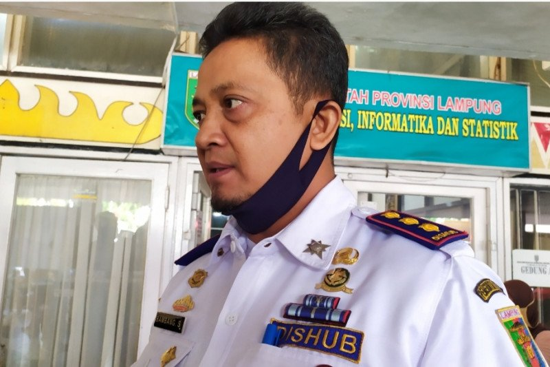 Warga Lampung hendak ke Jakarta harus urus SIKM