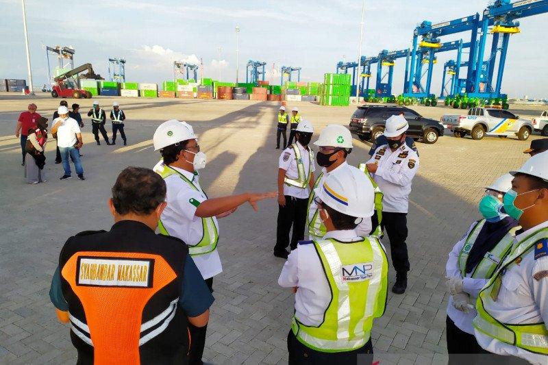 """PT Pelindo IV siap antisipasi """"New Normal"""" untuk angkutan laut"""