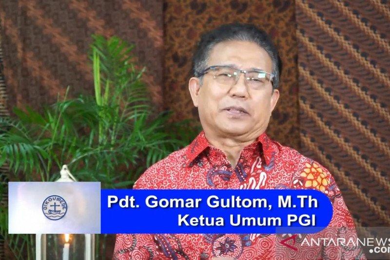 Persekutuan Gereja Indonesia minta pemerintah kaji ulang kebijakan normal baru