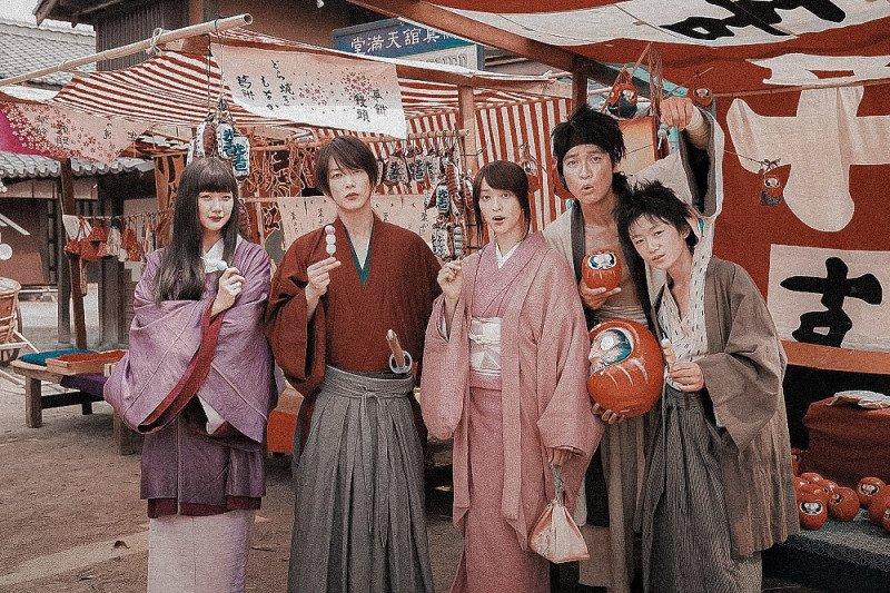 """Film """"Rurouni Kenshin: The Final/Beginning"""" tunda perilisan"""