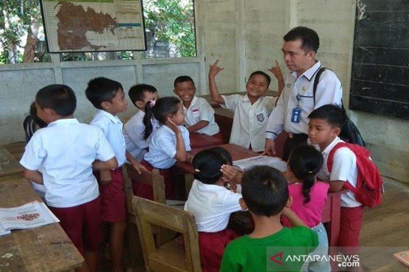 13 Juli, sekolah di Barito Utara tetap belajar dari rumah
