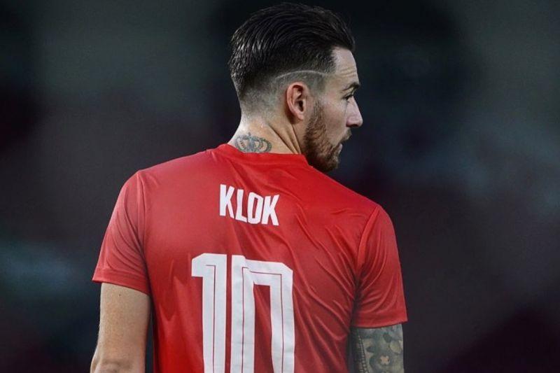 Marc Klok targetkan jadi pemain terbaik  Piala Menpora 2021