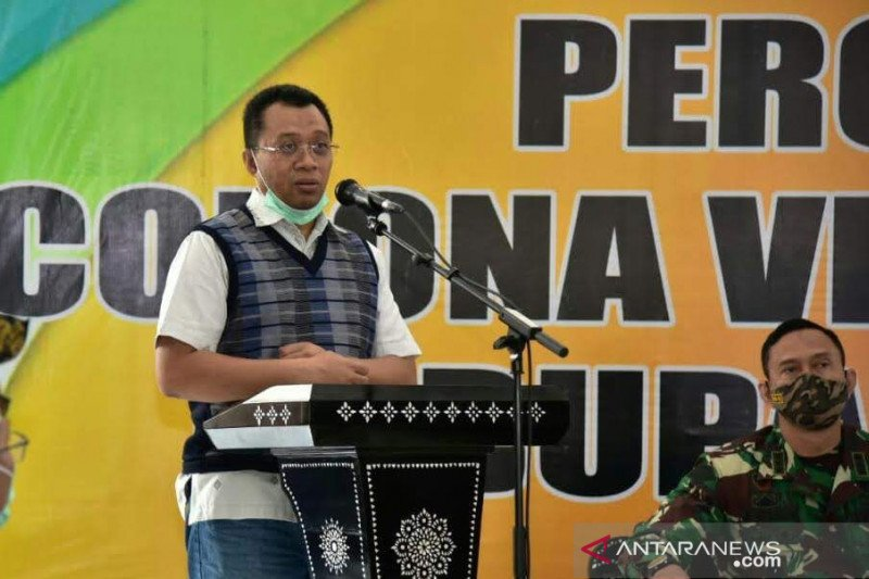 Gubernur NTB minta produk IKM/UKM lokal menjadi kebanggaan warga