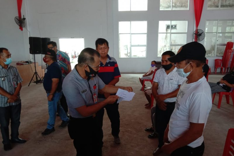 BLT  DD tahap dua di Kabupaten Minahasa Tenggara segera disalurkan