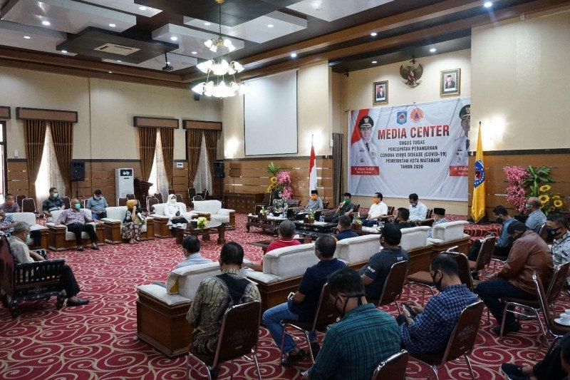 """Pemkot Mataram mengantisipasi perayaan """"Lebaran Topat"""" di objek wisata"""