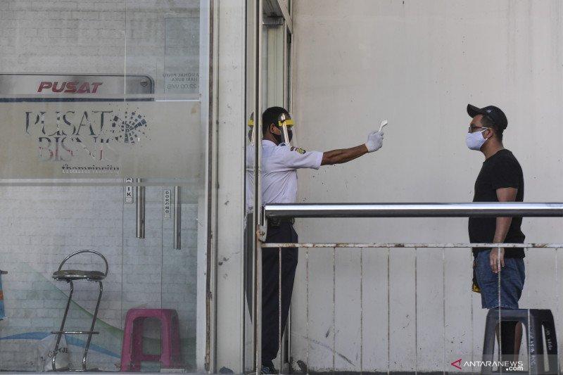 2.102 pasien COVID-19 sembuh selama pandemi di DKI Jakarta