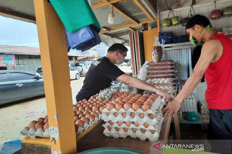 Di Kendari, 80 persen kebutuhan telur masih dari luar daerah