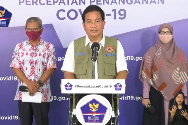 Gugus Tugas sebut 102 kabupaten/kota belum terdampak COVID-19