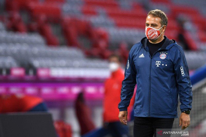 Hansi Flick tidak ingin dilenakan catatan bagus Bayern