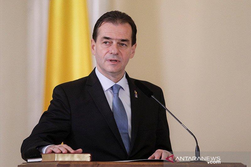 PM Romania kena denda  karena langgar aturan pembatasan COVID-19
