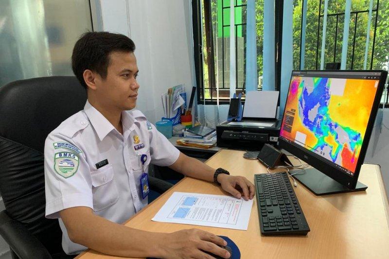 BMKG perkirakan Banjarnegara berpotensi hujan lebat pada tanggal 1 dan 2 Juni