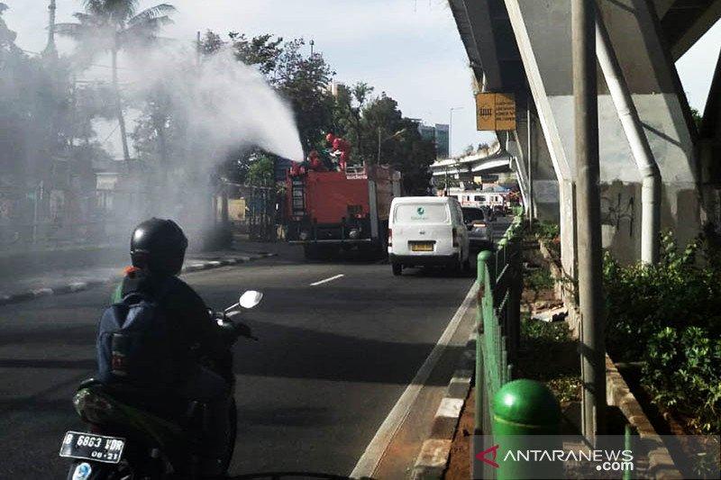 Pasien sembuh dari COVID-19 di Jakarta bertambah 144 orang