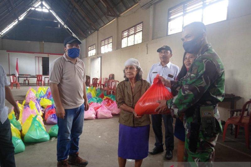 Pemerintah Kabupaten Minahasa Tenggara salurkan 127 ton beras ke warga terdampak