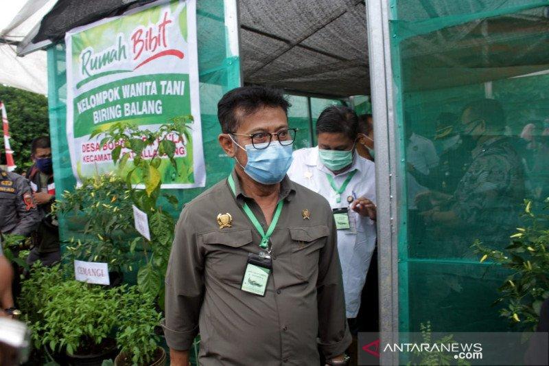 Ketahanan pangan ditengah pandemi COVID-19
