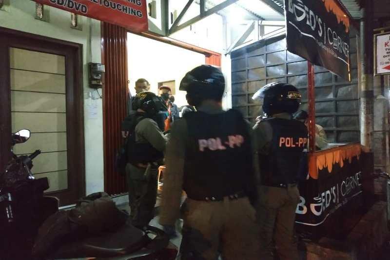 Pemberlakuan jam malam di Wonosobo belum  sepenuhnya ditaati