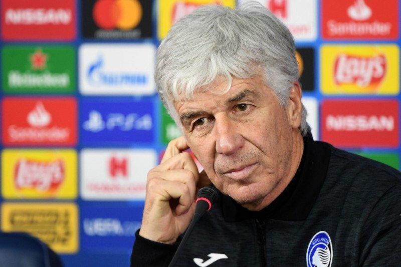 Valencia kaget dan kecam pelatih Atalanta yang mengaku terpapar virus corona