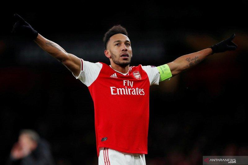 Arsenal tawarkan Pierre-Emerick Aubameyang untuk perpanjangan kontrak