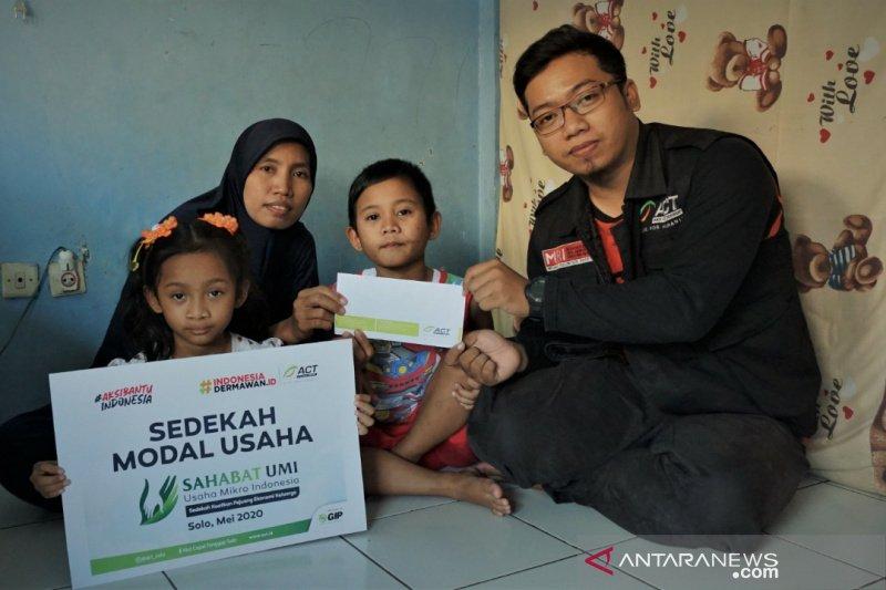ACT bantu permodalan UMKM terdampak Corona di Soloraya