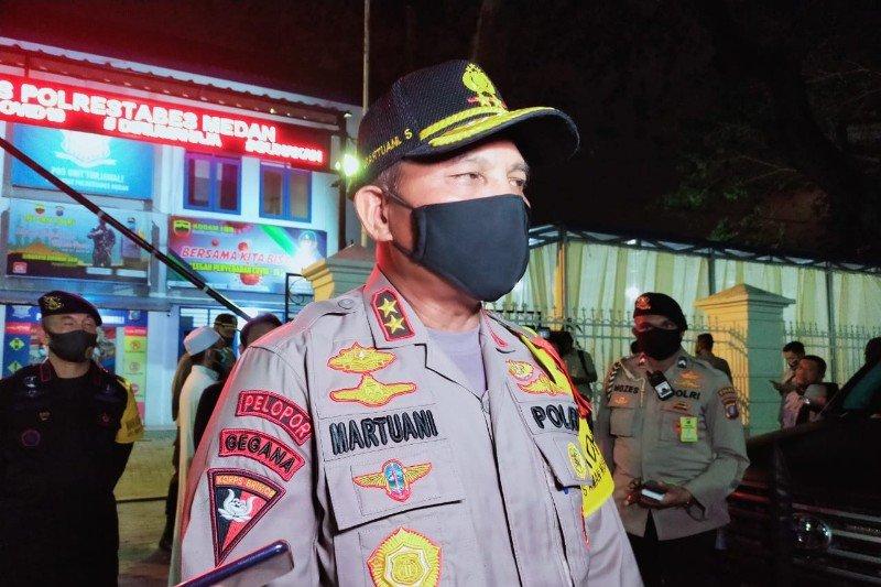 Polisi tetapkan 17 tersangka bentrok di Tapanuli Selatan