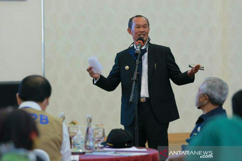 Palembang  akan perpanjang PSBB