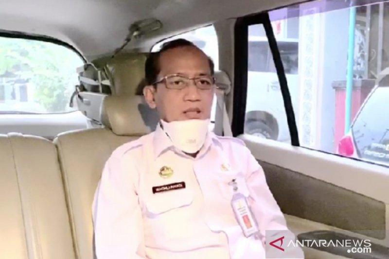 Banjarmasin has not yet set post-PSBB new normal status