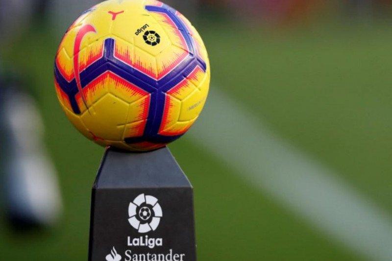 La Liga merilis jadwal restart, Barcelona 13 Juni, Real 14 Juni