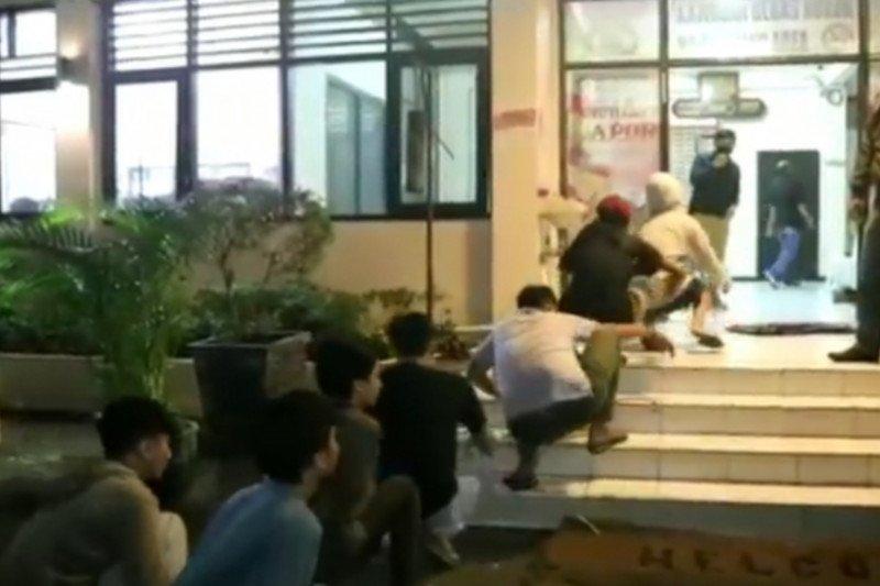 Tujuh remaja berniat tawuran diciduk polisi