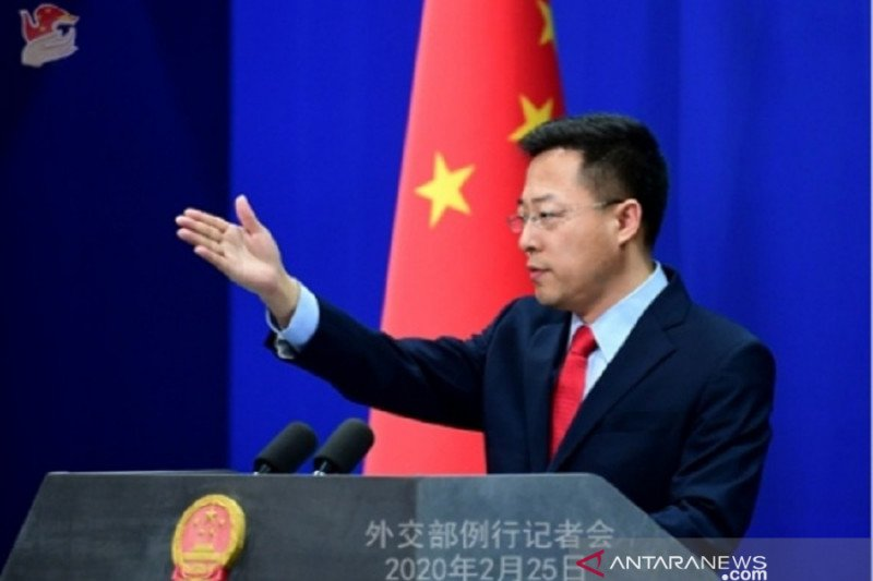China sangkal tuduhan AS soal kekuatan asing memanfaatkan kerusuhan rasial