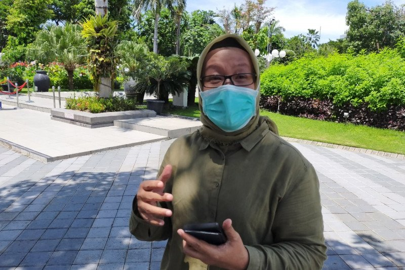 127 anak di Surabaya terpapar COVID-19