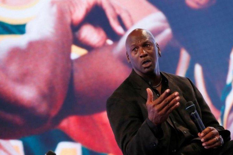Michael Jordan suarakan kemarahan akibat kematian George Floyd
