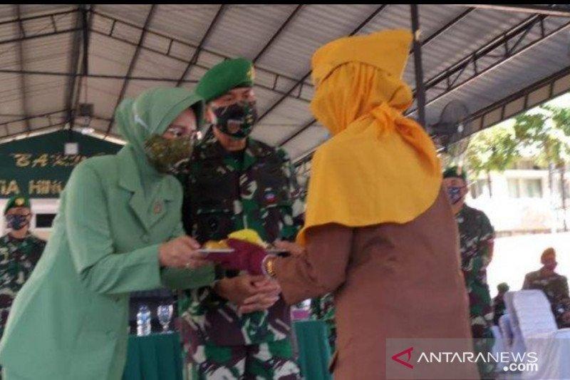 Pangdam ingatkan nilai luhur Pancasila saat HUT Kodam XIV/Hasanuddin