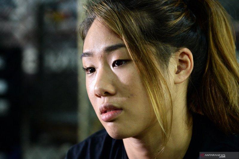 Angela Lee kecam perundung daring setelah kematian pegulat berdarah Indonesia Kimura