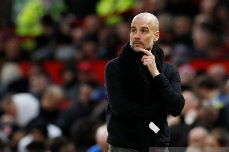 Guardiola masih mimpikan latih tim nasional