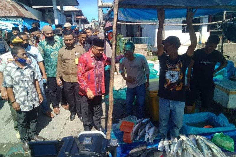 Aceh Barat tata kali di pusat kota jadi sentra ekonomi dan raih Adipura