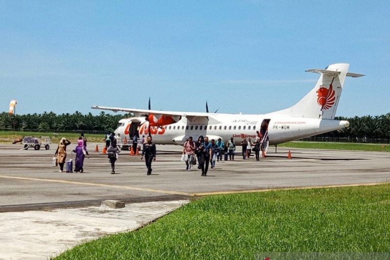 Wings Air sepi penumpang tunda penerbangan ke Aceh