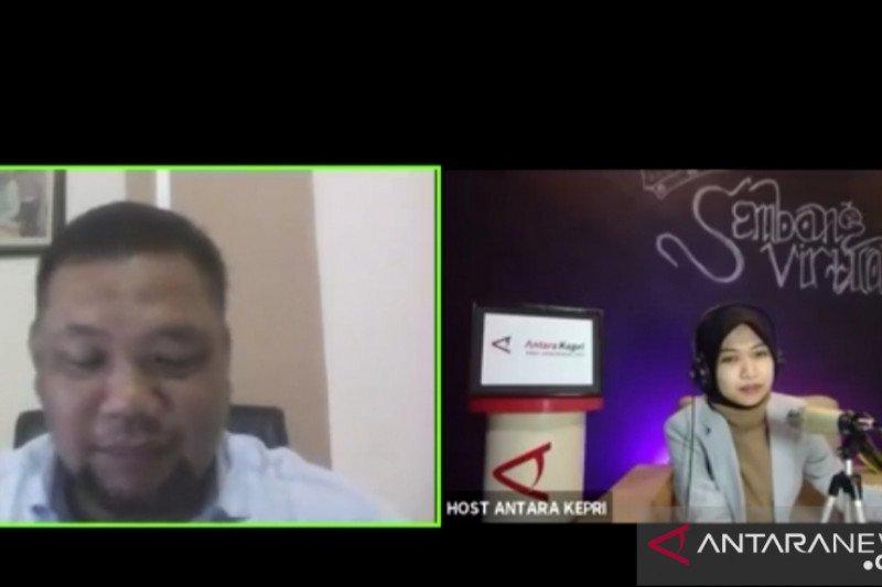 ANTARA Kepri fasilitasi diskusi virtual kebangkitan ekonomi new normal