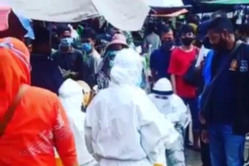 Warga Pulau Kubung di Batam terpapar virus Corona