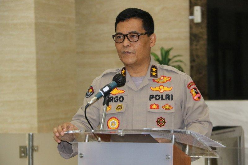 Wakapolda Sumut dan sejumlah pejabat tinggi  dimutasi