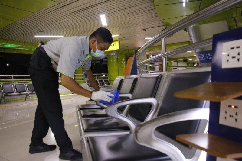 KAI Siapkan Pedoman New Normal untuk Pelanggan Kereta Api